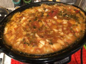 FitFortyForever Easy Vegetable Soup
