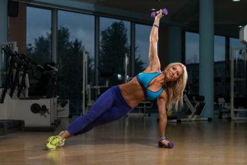 benefits of weight training for women over 40