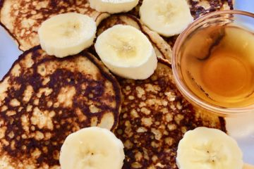 Low-Point Banana Pancakes