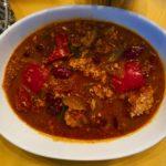 Asian Turkey Chili
