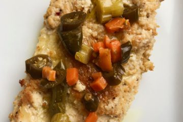 Light Chicken Giardiniera