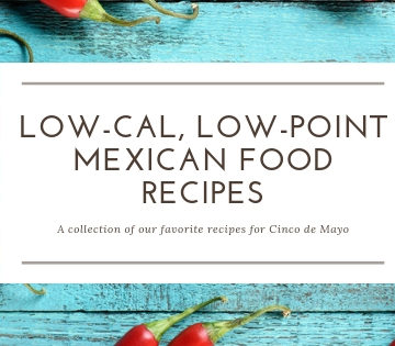 Low-Cal, Low-Point Mexican Food Recipes