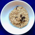 One-Point Oatmeal Chocolate Chip Cookies