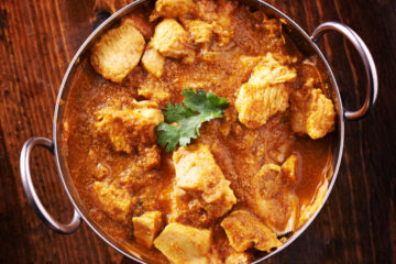 Two-Point Low Calorie Butter Chicken