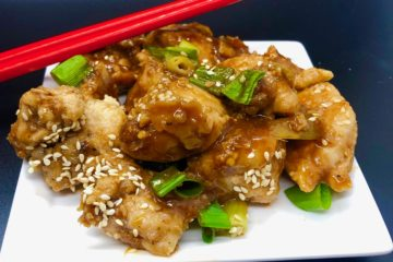 Low-Point General Tso's Chicken