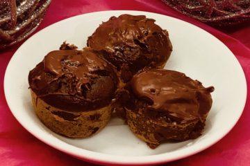 One-Point Brownie Bites
