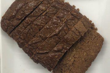 Chocolate Cake Loaf