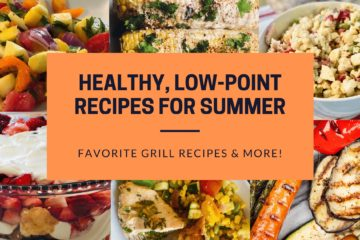 healthy low point recipes for summer