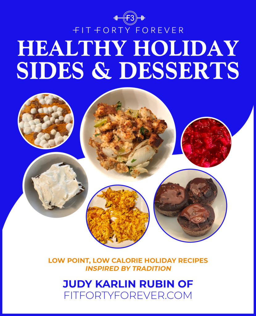 Healthy Holiday Sides & Desserts